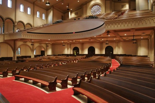 Church First Baptist Church- Abilene, TX (1)